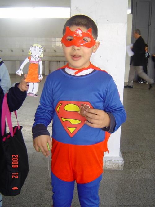 Les super héros ont toujours du succès.