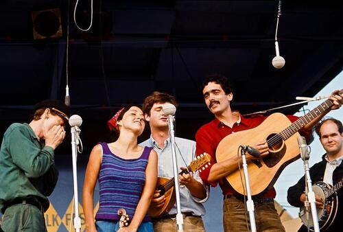 En vedette : Jim Kweskin's Jug Band
