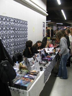 Salon du fantastique de Paris