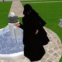 Moi en burka !!!