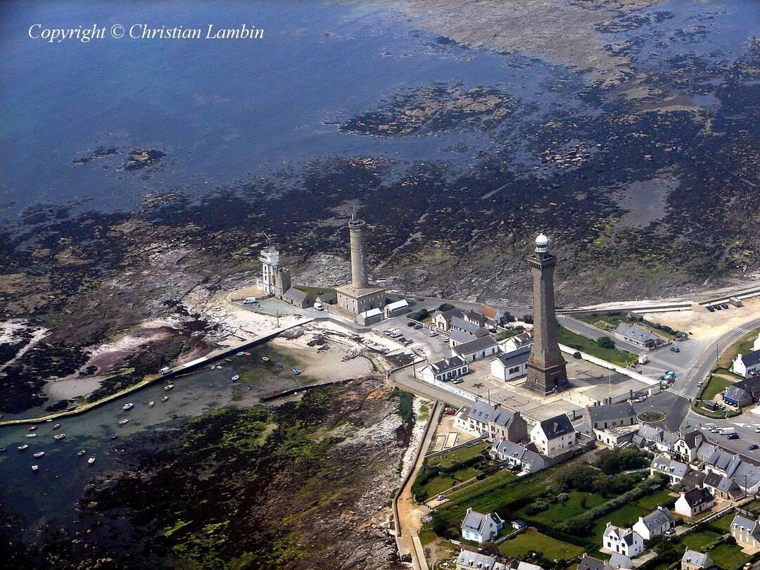 Photo de mon ami Chris Lambin - Pointe de Penmarc'h - Finistère