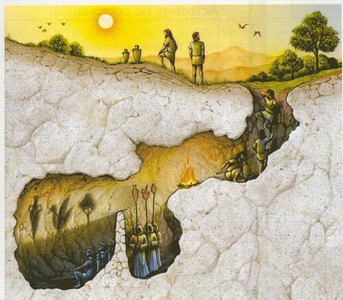 L'Allégorie de la caverne
