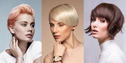 Coupe courte :  idées spécial cheveux fins