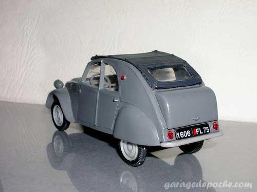 Citroën 2CV AZL 1956