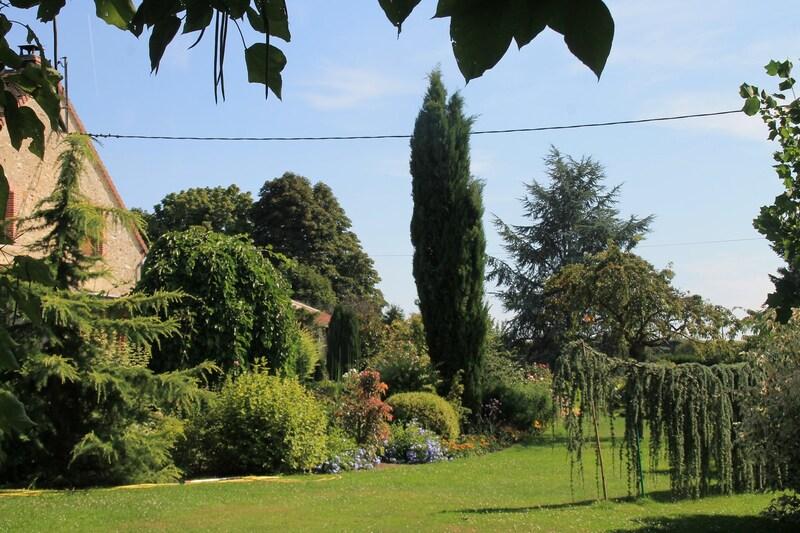 Le jardin de Colette et jacques