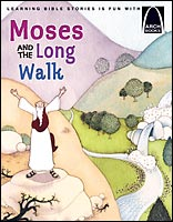 Moses and the Long Walk - Arch Books