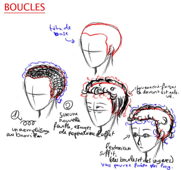 Cheveux masculins [2011]