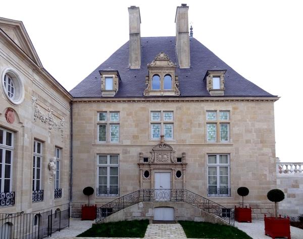La maison des Lumières , un très beau musée langrois, consacré à Denis Diderot et à l'encyclopédie