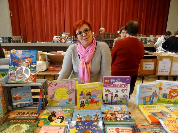 """""""Des livres au village"""" à Recey sur Ource, a eu un beau succès..."""