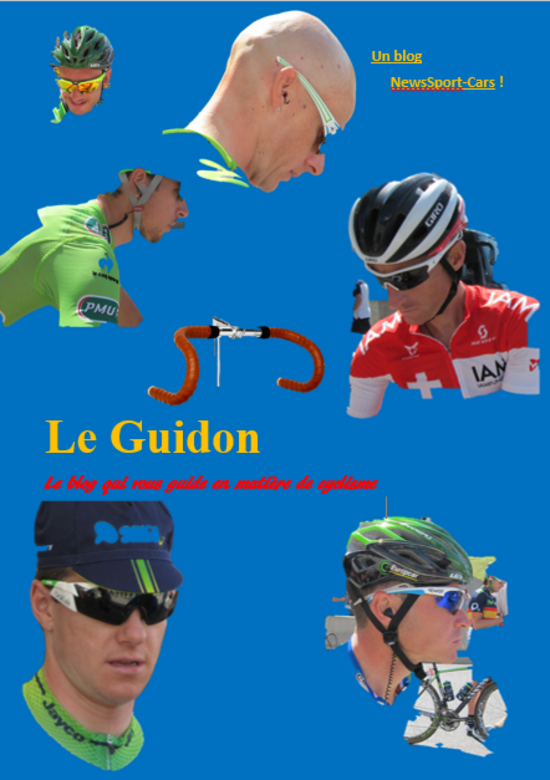 Affiche Le Guidon