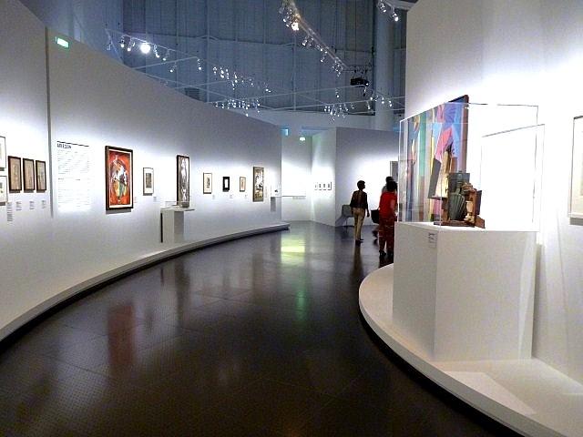Expo 1917 Centre Pompidou-Metz 7 Marc de Metz 2012