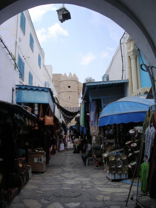 Détour par Hammamet et la vieille médina
