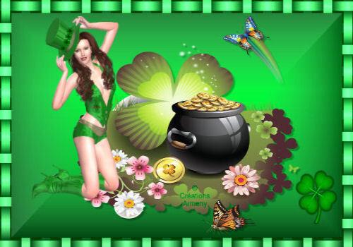 Cartes St-Patrick