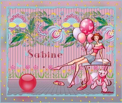 Tag Sabine