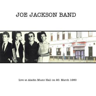 Le Choix des lecteurs # 119: Joe Jackson Band - Aladin Music Hall Brême - 20 Mars 1980