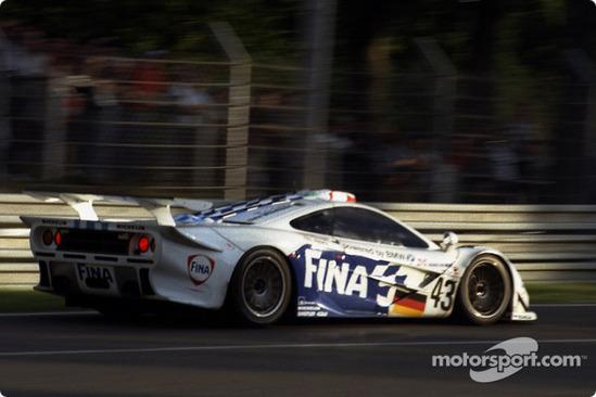 24 Heures du Mans 1997
