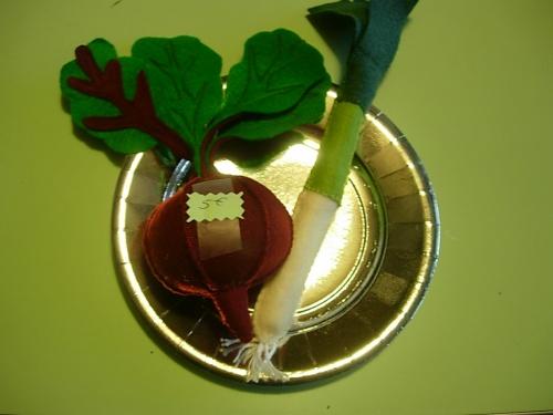 les légumes du potager de mimi-miam