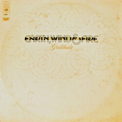 Earth Wind & Fire - Gratitude - Complete LP