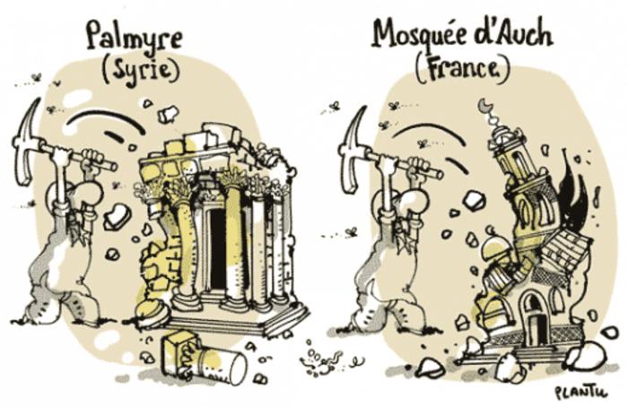 Auch — Palmyre *** Un article de la Ligue des Droits de l'Homme de Toulon