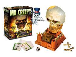 Mr Creepy et le défi du coffre maudit