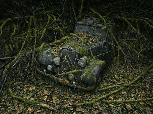 L'automobile et la photographie
