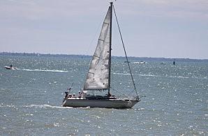 voilier dans l'estuaire-8-