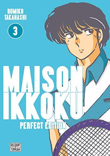 Maison Ikkoku perfect edition - Tome 03 - Rumiko Takahashi