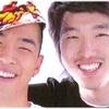 Taeyang et Dong hyun bae