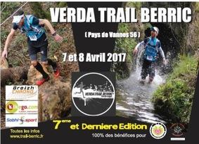 La Verda Trail Berric - 7 & 8 avril 2017