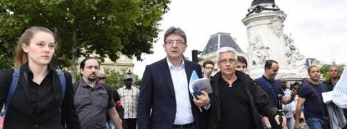 Ordonnances Macron : « alerte populaire » de la France insoumise (h.fr-13/07/2017)