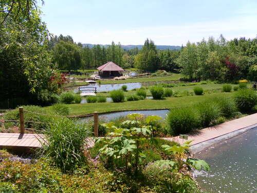 le jardin des Martels à Giroussens  81