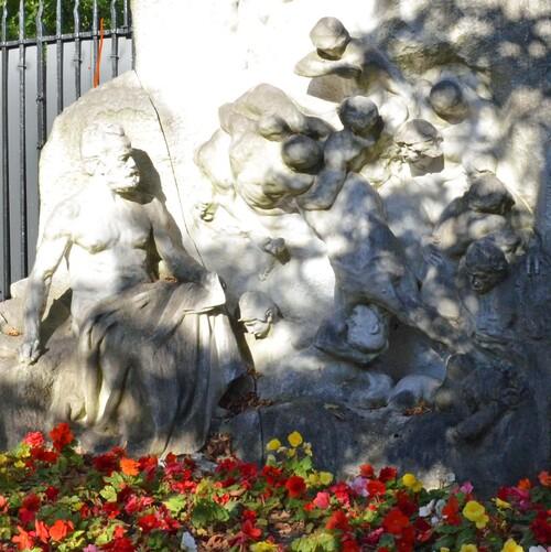 Les jardins du Ranelagh avec Générations 13