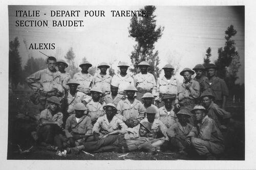 * ALSACE 23- 24 janvier 1945 -  Alexis LE GALL (1922-2019) et la 2e compagnie du BM 5 dans l'Illwald
