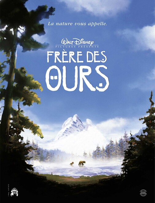 FRERE DES OURS BOX OFFICE FRANCE 2004