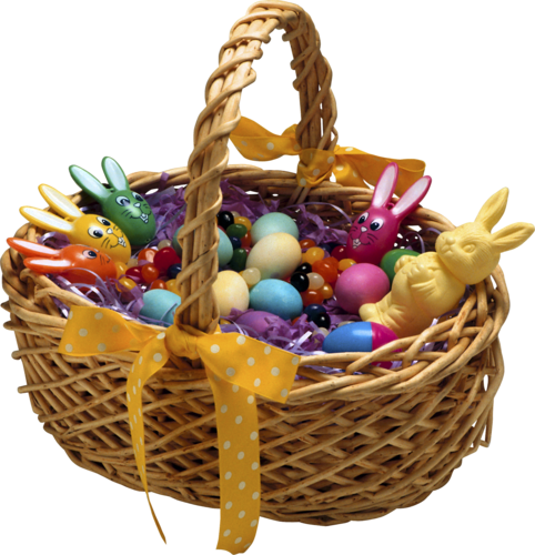 Oeufs de Pâques Série 6