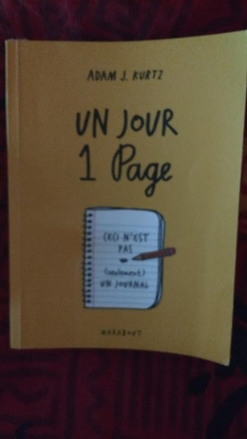 Un jour, une page