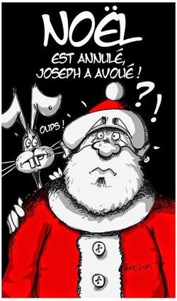 """"""" Noël est Annulé """" ! Defi de """"Croqueurs de Mots"""" !"""