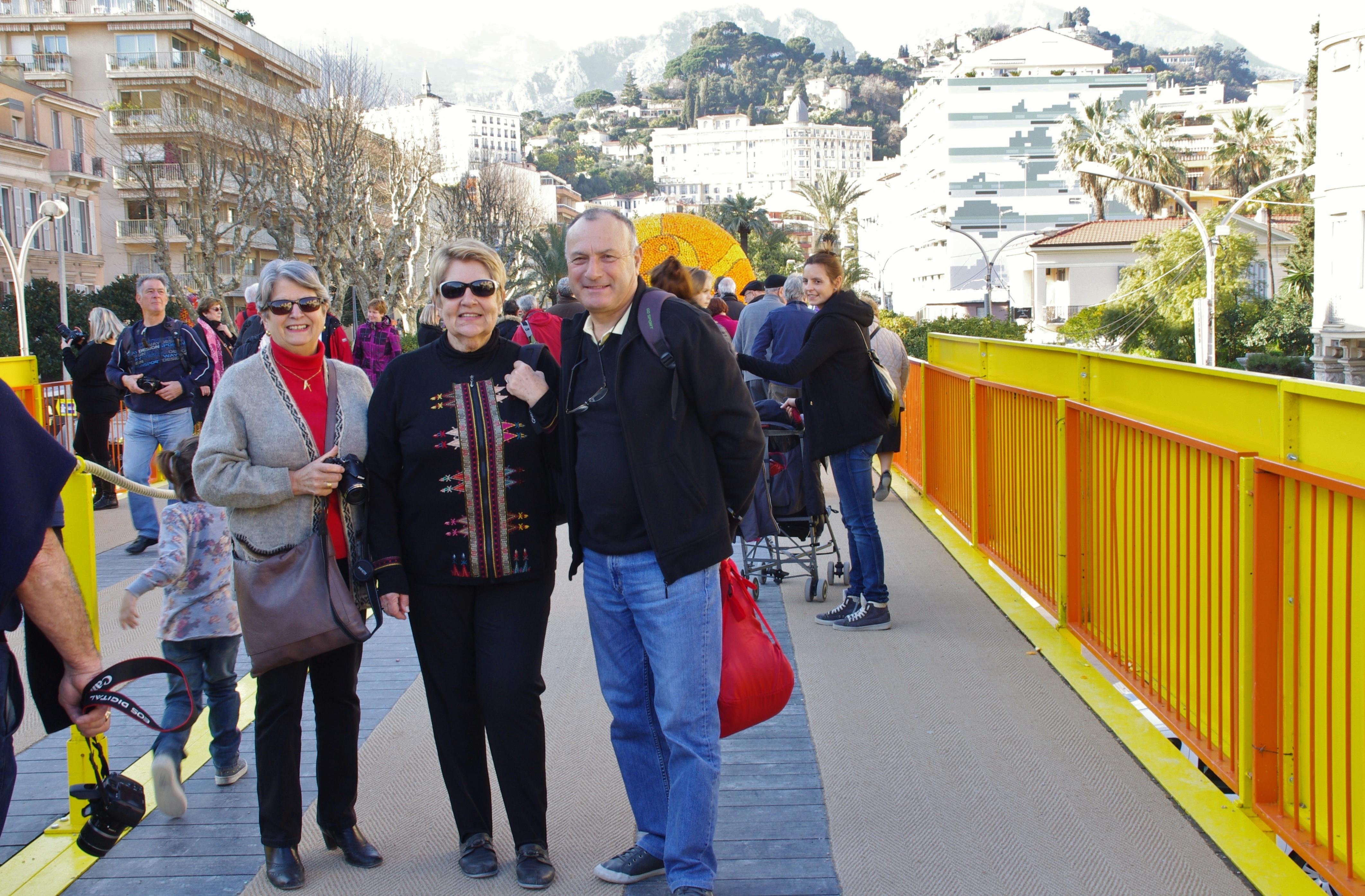 Menton f te des citrons clubcampingcar34 for Jardin bioves 2015
