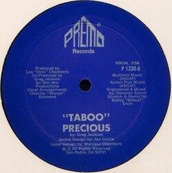 Precious - Taboo