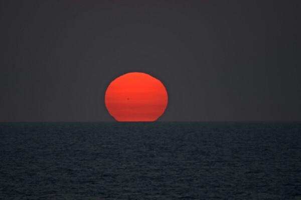 coucher sol2013-05 04 Moliets