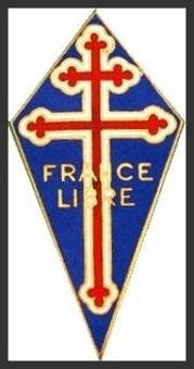 * Faire-part de décès de la Fondation de la France Libre : René MARBOT, Cadet et  résistant de la France libre est décédé