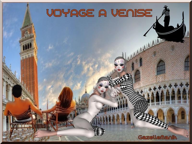 Un défi voyage a Venise pour Resoya !