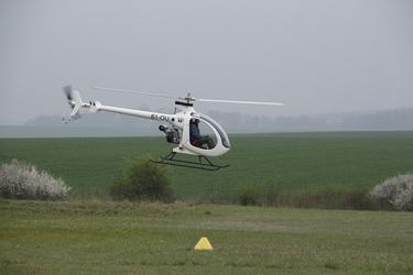 Hélicoptère de classe 6