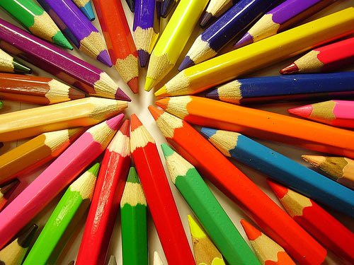 Les couleurs au CE1 ou CE2
