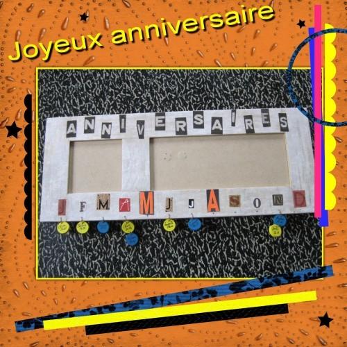 Tableau-anniversaire 1
