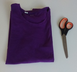 Tuto : Un t-shirt à franges à faire soi-même