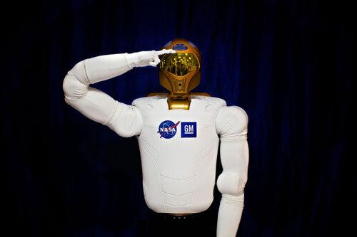 Robots et informatisation