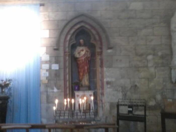 L'église Saint Pierre de la Reole(gironde)