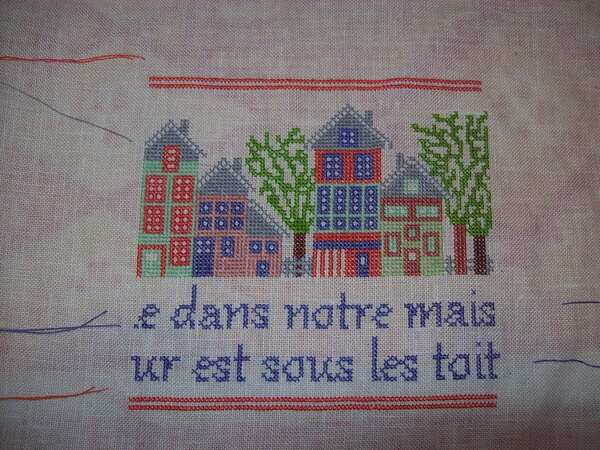 """SAL """"Le Bonheur est sous les toits"""" - 3"""