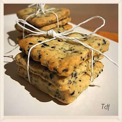 Crackers pavot/sésame